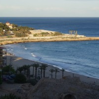Výhled z Balcó mediterráni