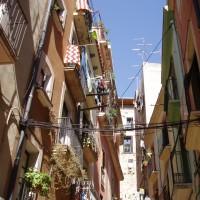 Ulice ve starém městě