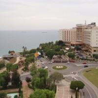 Circ romá - výhled na moře