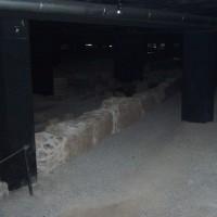 Ruiny v obchodním centru